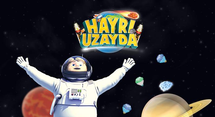 HAYRİ UZAYDA