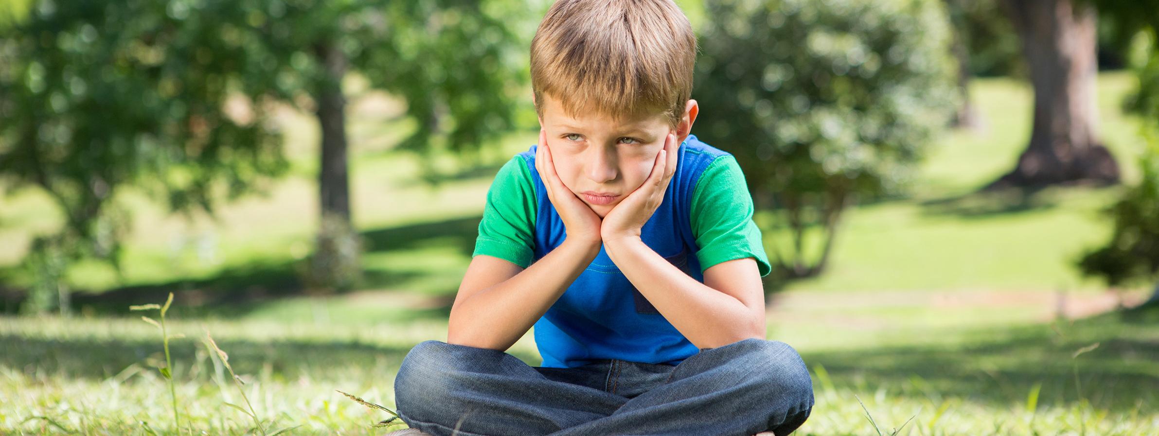 Çocukluk Çağında Depresyon