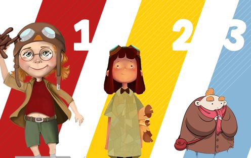 2. Dijital Karakter Tasarım Yarışması Kazananları Belli Oldu!