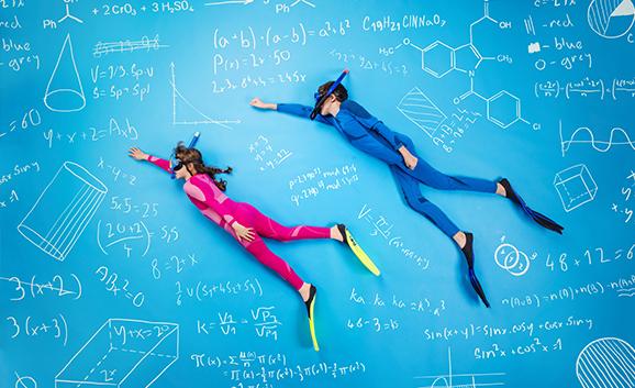 Çocuk ve Matematik Matematik eğlenceli olabilir mi?
