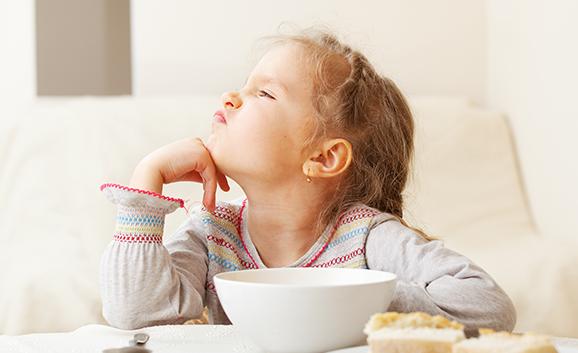 Çocuklar Neden Yemek Yemez?