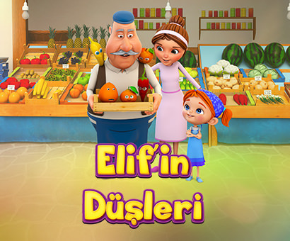 ELİF'İN DÜŞLERİ