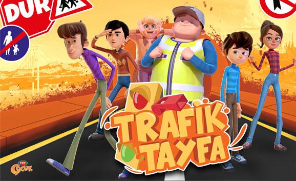Trafik Tayfa 3 Ekim'de Başlıyor