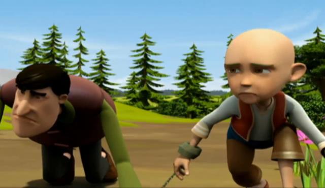 Keloğlan Masallari Devler ülkesi Videolar Trt çocuk