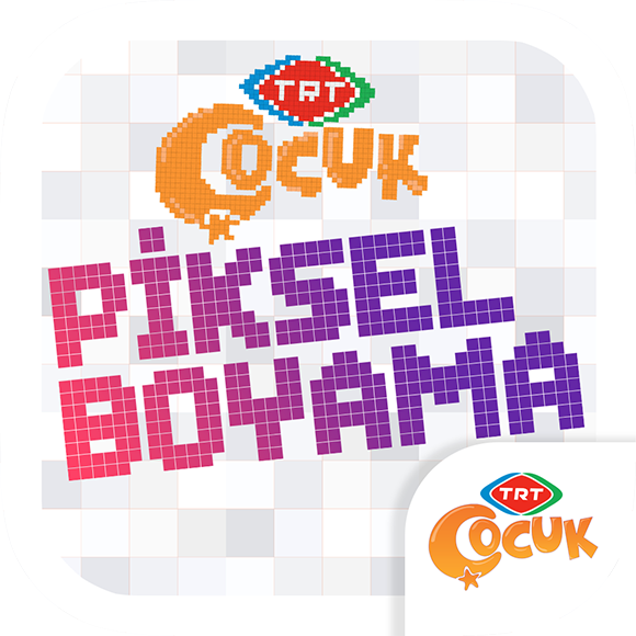 Piksel Boyama Oyunlar Trt Cocuk