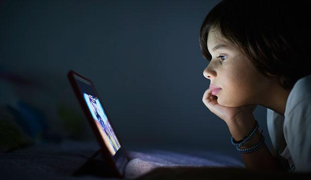 Çocuğunuz İnternet Bağımlısı mı?