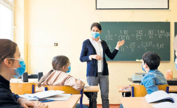 Öğrenciler Kovid-19'dan Nasıl Korunur?