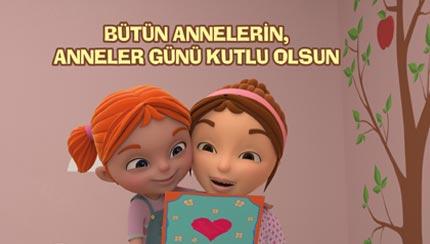 TRT Çocuk Dergisi - Anneler Günü  Afişi