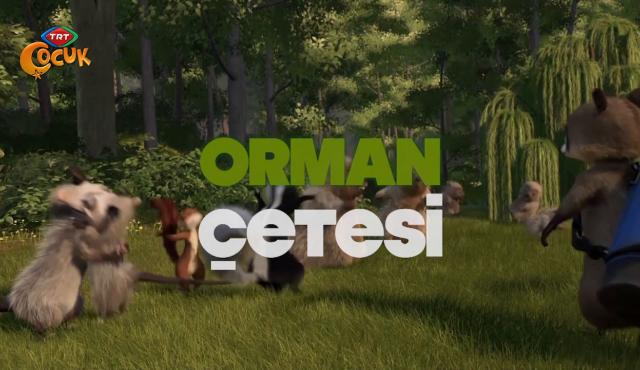 ORMAN ÇETESİ