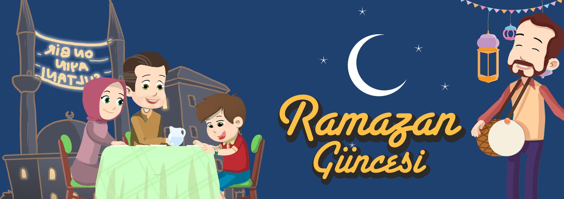 Ramazan'da Oyun, Etkinlik, Günlük Önerileri